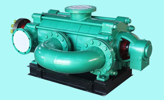 矿用自平衡卧式多级离心泵DP280-43*7