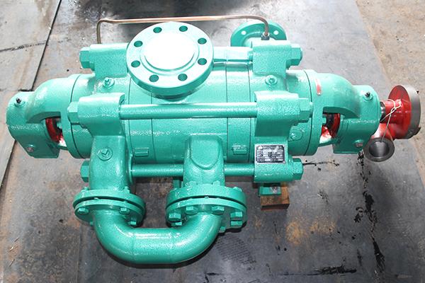矿用自平衡卧式多级离心泵MDP46-50*6