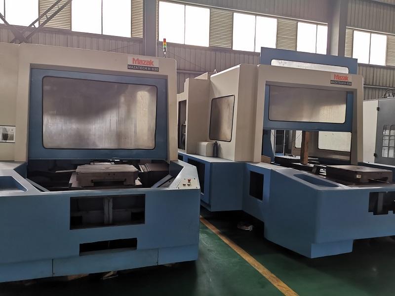 原装进口日本马扎克H-630双工位卧式加工中心可随时试机