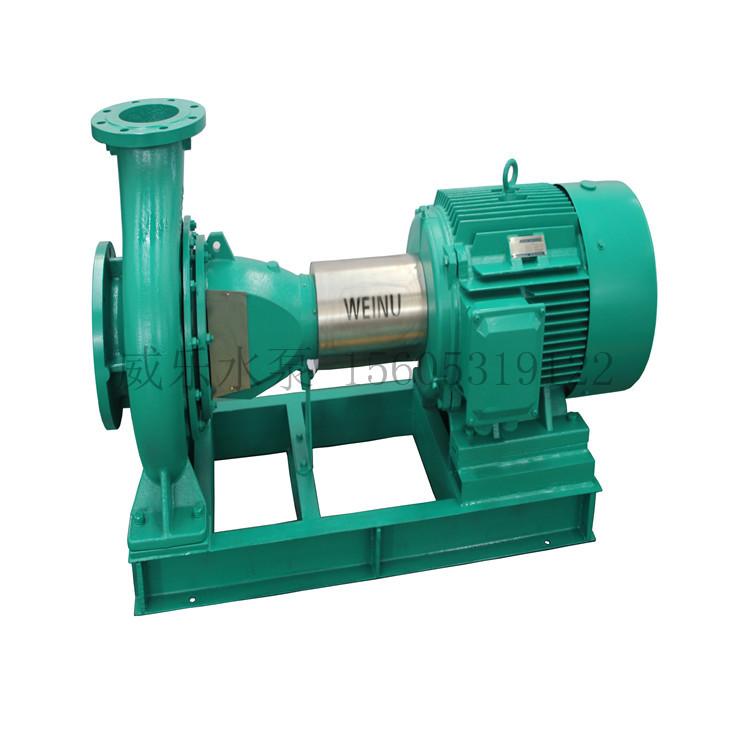 威乐水泵(山东)有限公司卧式端吸泵