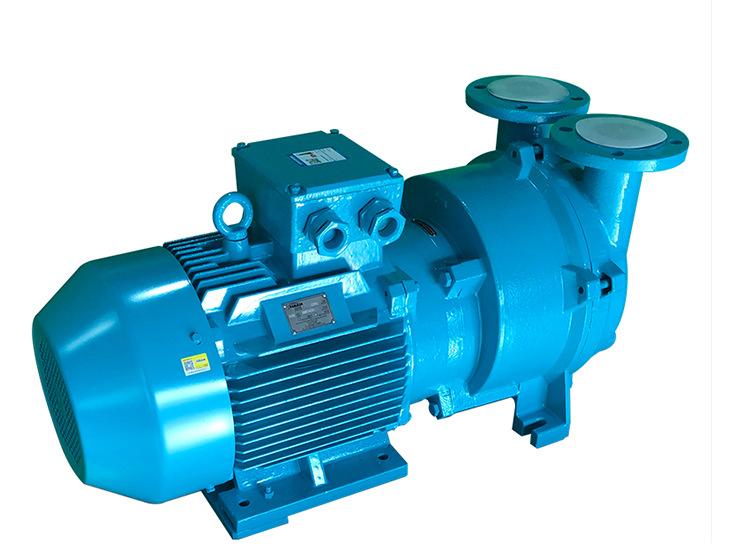 佶缔纳士2BV5131-0KC00-7P真空泵 铸铁/铜叶轮