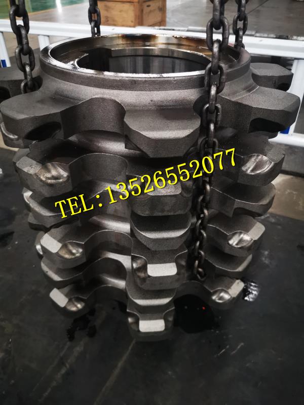 供应100/27LL链轮体综采刮板机链轮组件100/27LL质量好发货及时