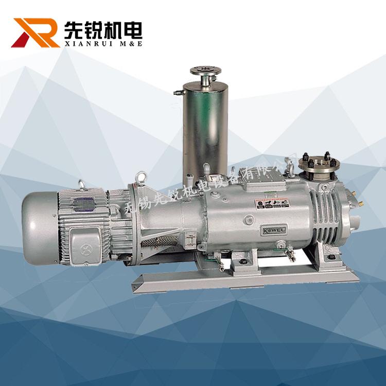 干式变螺距螺杆真空泵韩国进口科威尔KDPH200化工泵