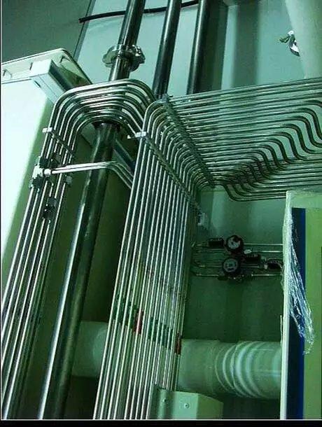 实验室气路管道