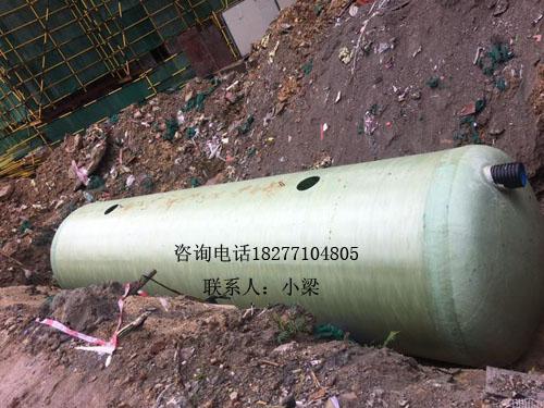 钦州浦北玻璃钢厌氧化粪池