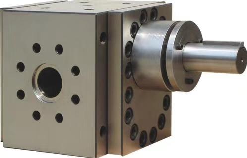 RT熔胶泵喷布齿轮泵