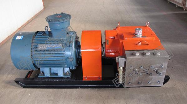 一机多用乳化液泵站,压力31.5兆帕,移动式乳化液泵站