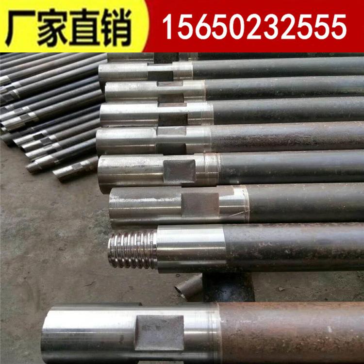 63.5地质圆钻杆 ZDY钻机地质钻杆 圆钻杆生产厂家