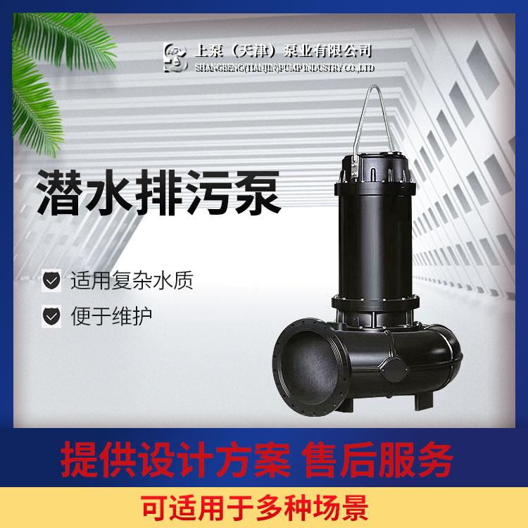 1500WQ污水处理排污泵厂家直销