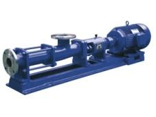 G40-1不锈钢单螺杆泵_浓浆泵_污泥螺杆泵