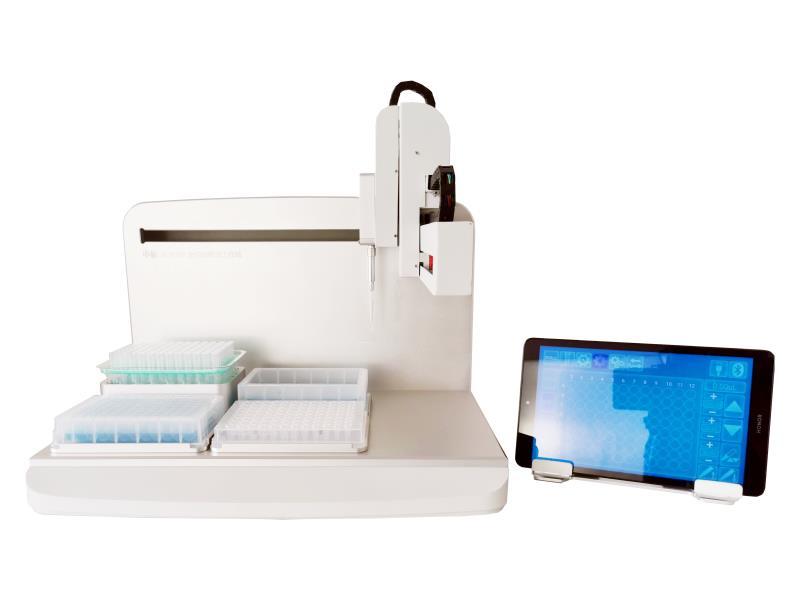 中析 SC9300 基本款 1~12 道全自动移液工作站