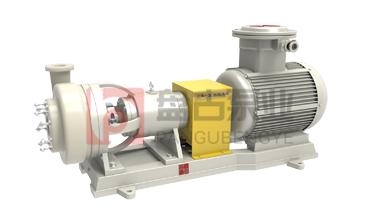 FSB氟塑料离心泵 全氟离心泵 酸碱泵 污水泵