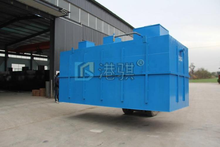污水处理设备安装(图片价格品牌厂家)-港骐科技