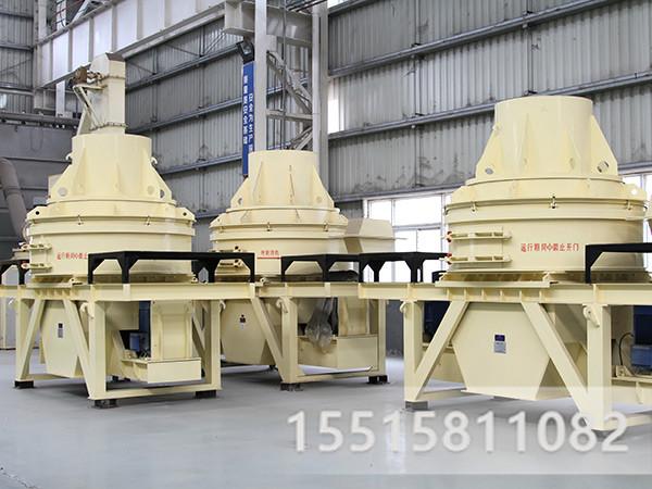 新型制砂生产线突破创新,行业发展独具优势