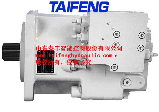 供应山东泰丰生产高压柱塞泵