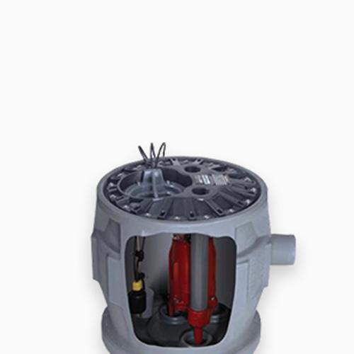 生活污水提升泵(380单泵切割型)