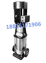 不锈钢多级增压泵