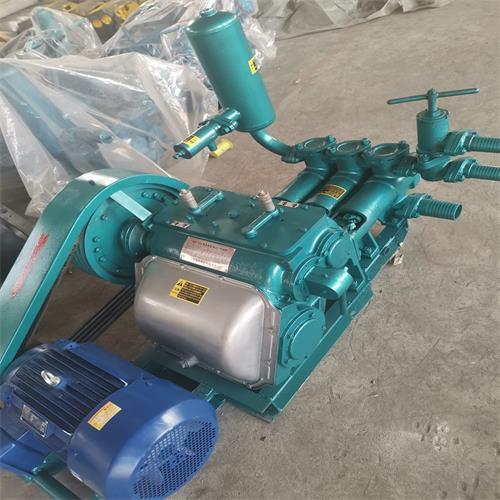 多功能BW250泥浆泵工作原理