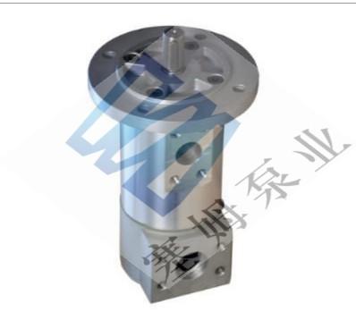 低压三螺杆泵ZNYB01022402南方润滑专用螺杆泵