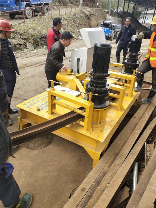 汾西县果洛工字钢弯拱机怎么使用视频专业制造