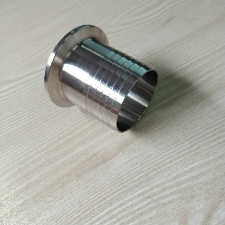 不锈钢软管接头 卫生级不锈钢快装皮管