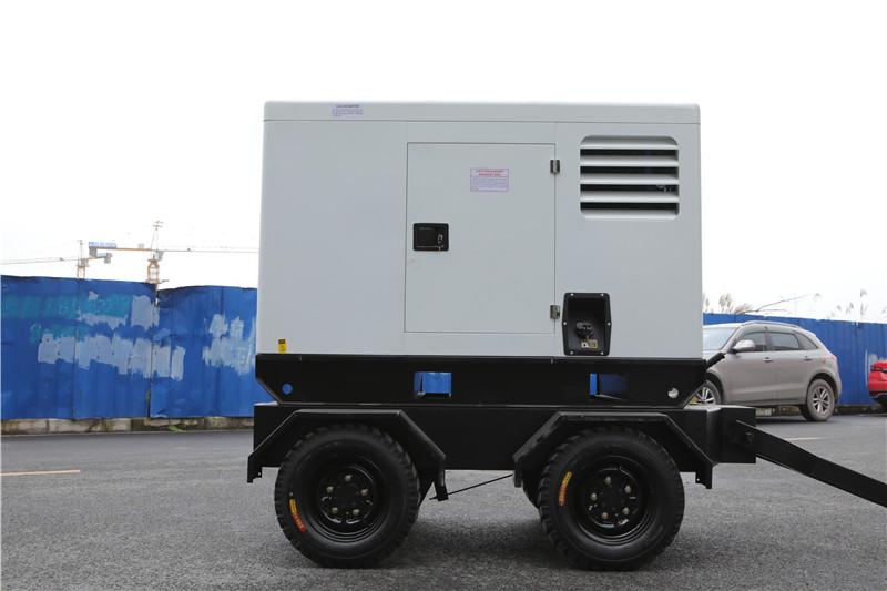 四缸600A静音柴油发电电焊机TO600A-J