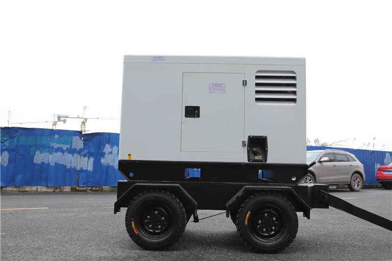 四缸400A风冷柴油发电电焊机