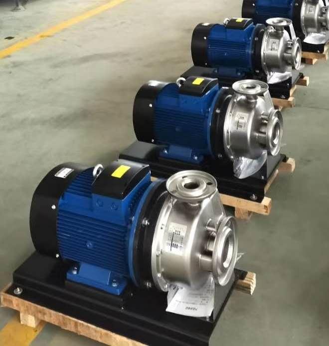 ISB不锈钢单级离心泵 不锈钢冲压泵