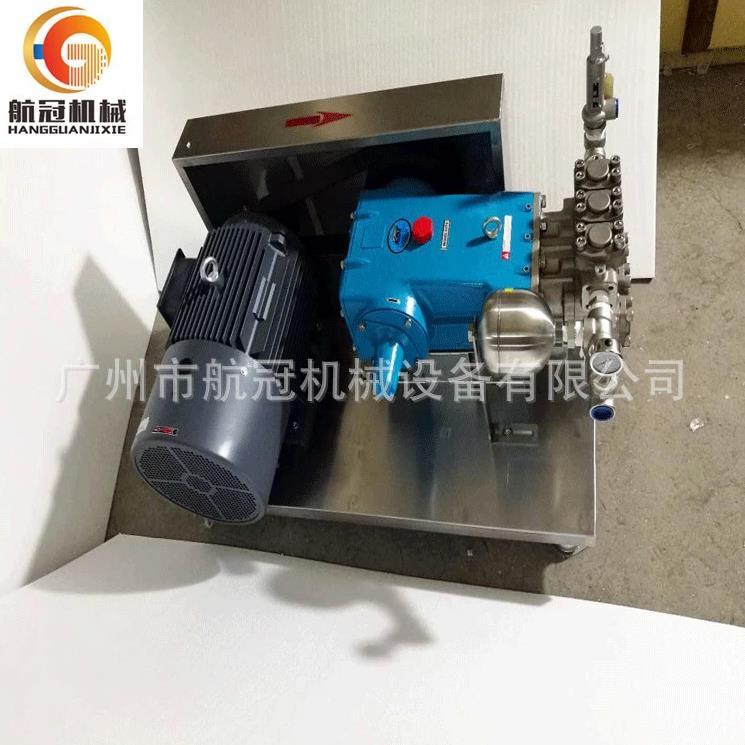 CAT三缸柱塞泵 进口精密 广州航冠机械