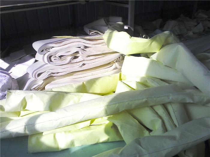 气箱脉冲布袋除尘器选用布袋外形尺寸及安装示意图
