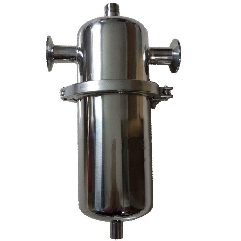 压缩空气除菌过滤器10英寸一芯226-0.22um