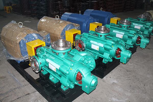 DP85-67X8 卧式自平衡多级离心泵