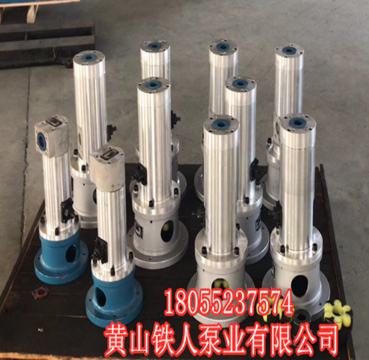 三螺杆泵T3SL940-46RU 黄山铁人泵业