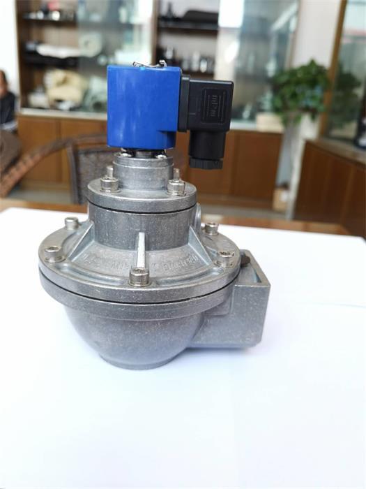 DMF-40电磁阀除尘配套阀汇友除尘制造生产厂家