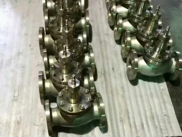 暗杆式氨用截止阀
