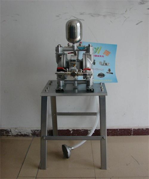 气动隔膜泵 A10静电枪油泵 气动喷漆泵
