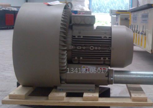 木工雕刻机械用HB-6375-7.5kw高压鼓风机