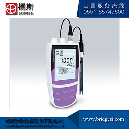 合肥桥斯ION200-Ag便携式重金属银离子计