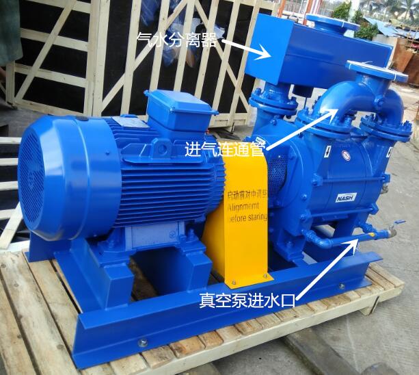 西门子2BE水环真空泵 在轮胎硫化机抽真空应用