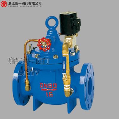 J241X(600X)电动控制阀