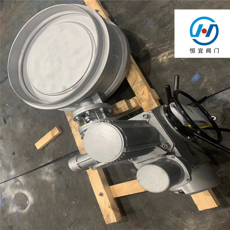 D363H/W-C.P.R对焊式金属硬密封蝶阀