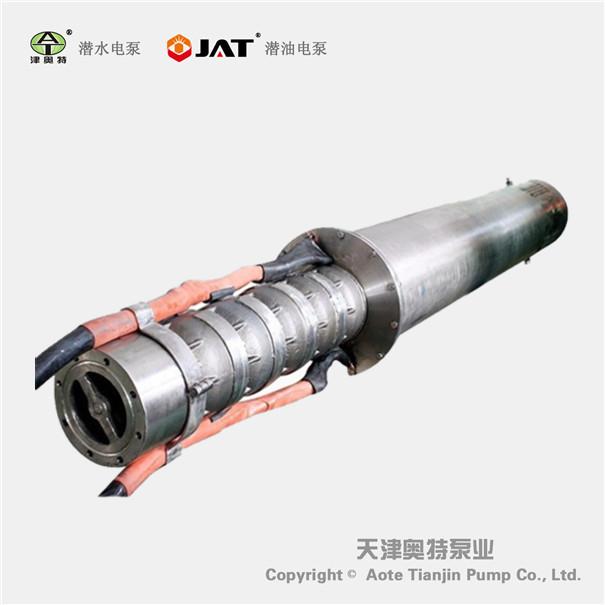 奥特泵业品牌6735深井强排泵