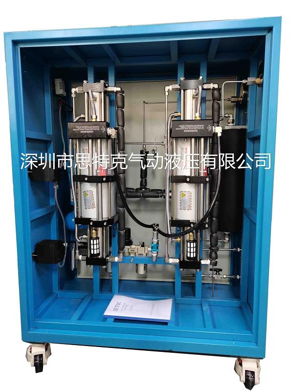 深圳思特克供应D-2GBD15-CO2-2液态二氧化碳增压系统