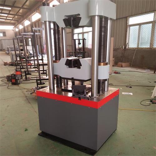 WAW-300微机控制电液伺服液压wan能试验机
