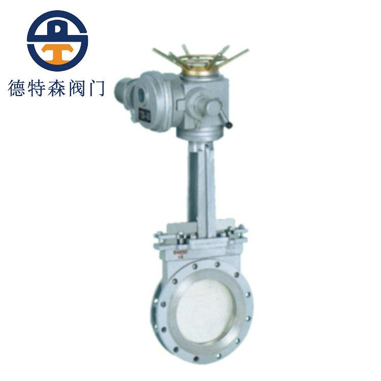 电动插板阀Z973H-10C-16C