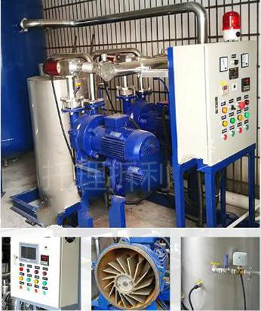 负压吸引真空泵机组2BW-070医院医用中央负压系统配置排气杀毒装置
