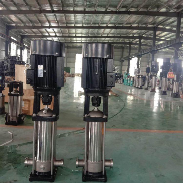 厂家直销QDLN不锈钢立式多级泵供水泵