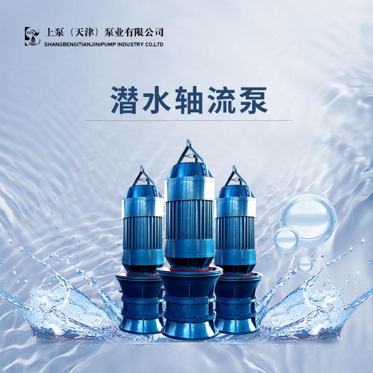 潮汕QZB 潜水轴流泵选型-型号-价格