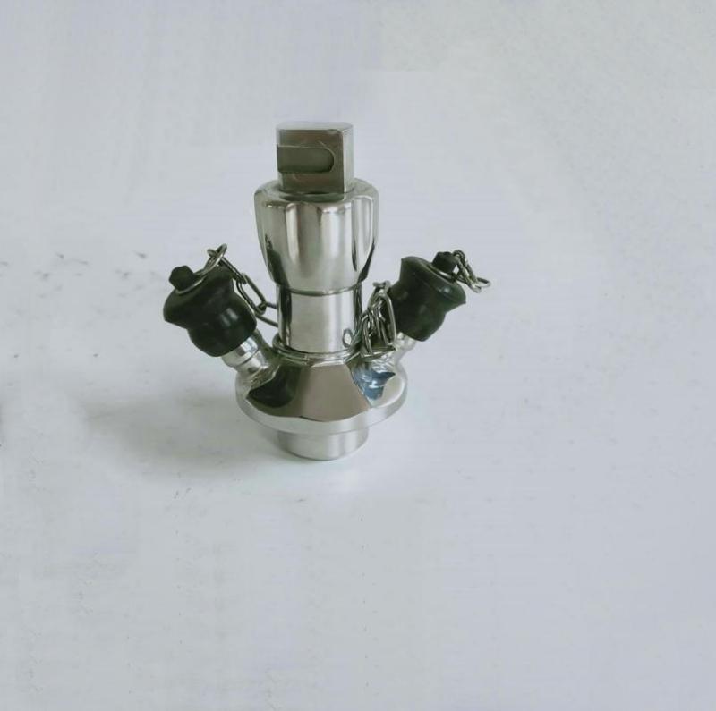 卫生级无菌取样阀、卫生级取样阀、快装取样阀