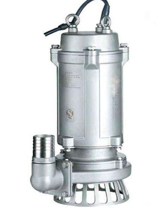 WQP不锈钢潜水排污泵全不锈钢排污泵耐酸碱潜水污水泵